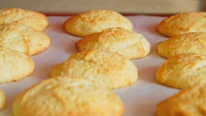 Низкокалорийное печенье из творога - Вкусная зона