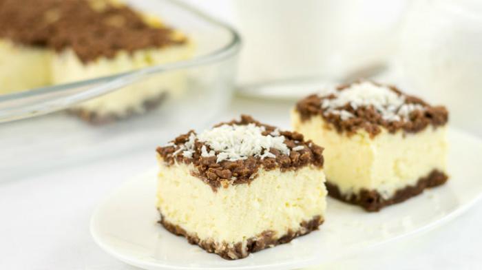 королевский творожный пирог рецепт с фото