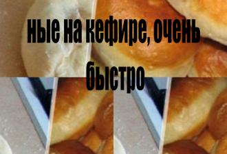 Мука, стакан кефира+2 яйца=самые вкусные пирожки, приготовленные на кефире, очень быстро